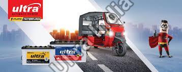XLF 20000 E-Rickshaw Battery