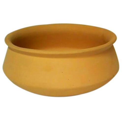 1300gm Clay Biryani Pot