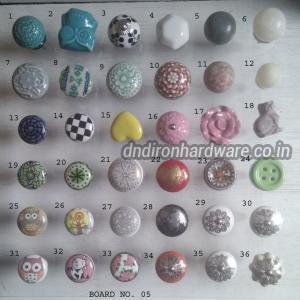 Ceramic Drawer Knobs