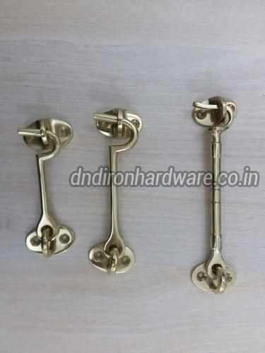 Brass Cabin Hooks