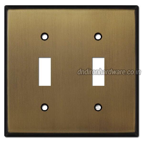 Brass Switch Plate