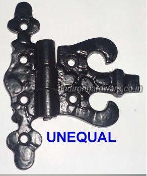 Cast Iron Unequal Hinges