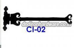 CI 02 Cast Iron Tee Hinge