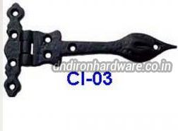 CI 03 Cast Iron Tee Hinge