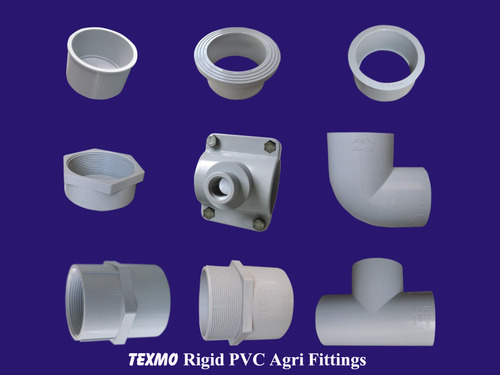 Rigid PVC Pipes Fittings