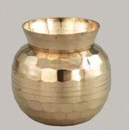 Diamond Brass Lota