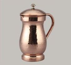 Disco Copper Jug