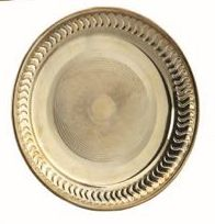 Rajbhog Brass Plate