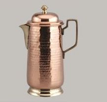 Regal Copper Jug