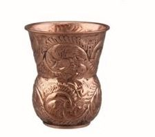 Royal Copper Glass