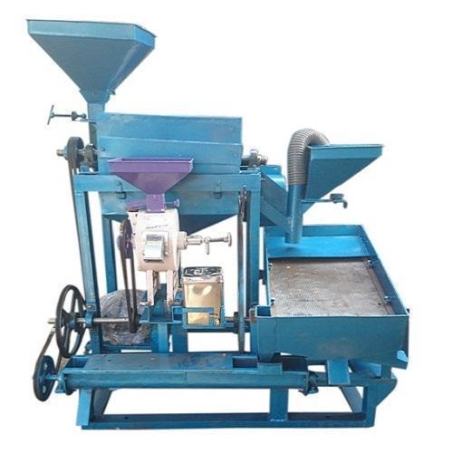 1-3 HP Dal Mill Machine