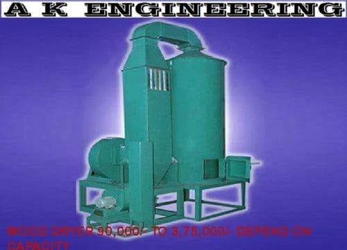 Wood Drying Machine