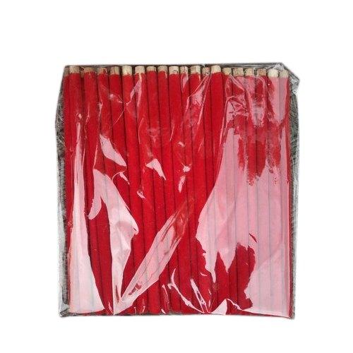 7 Inch Red Velvet Pencil