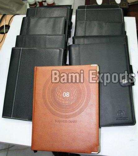 Leather Folder Cover