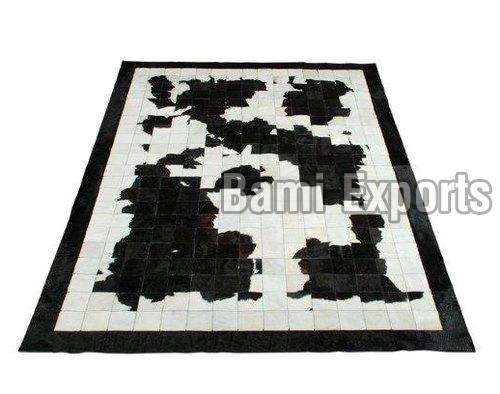 Leather Rectangular Rugs