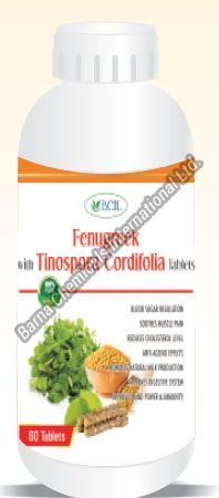 Health Supplement Tablets