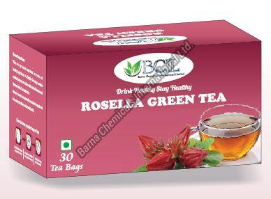 Rosella Green Tea