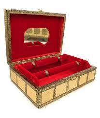Meenakari Oxidized Bangle Box