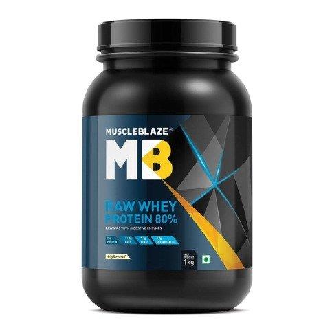 Muscleblaze Whey Protein 1kg