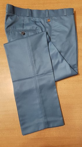 Mens Plain Formal Trouser