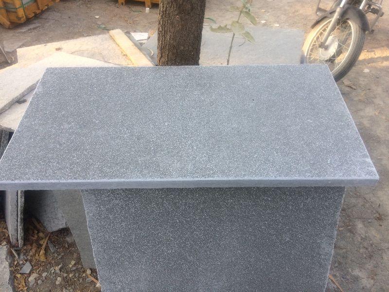 Grey Chamfered Limestone