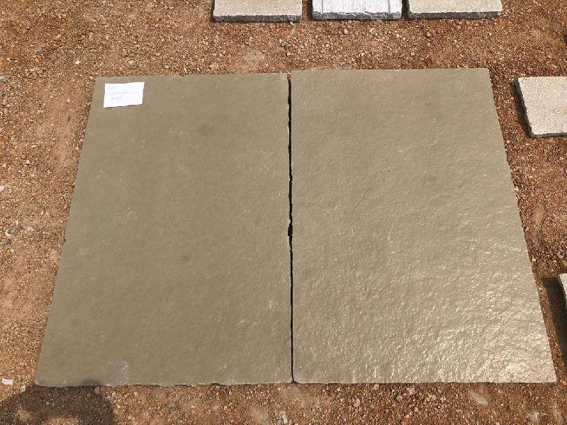 Leather Finish Yellow Limestone