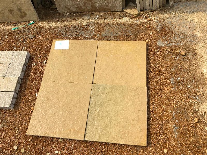 Rough Yellow Limestone