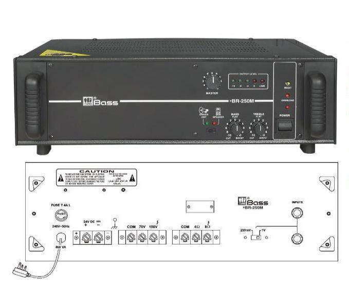 Booster Amplifier