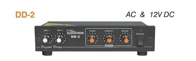DD-2 PA Effects Processor