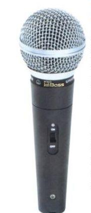 HUD 580XLR PA Microphone