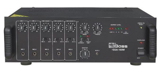 HSSA-160M Medium Power PA Amplifier