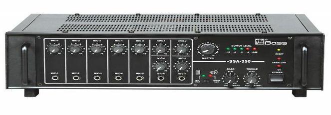 HSSA-350 High Power PA Amplifier
