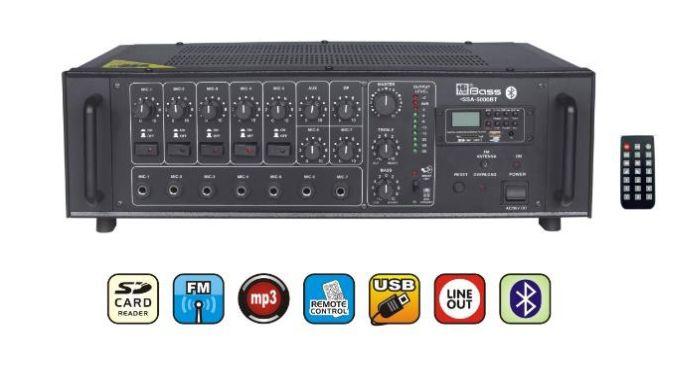 500W Amplifier