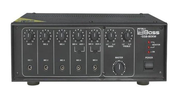 HSSB-80EM Medium Power PA Amplifier