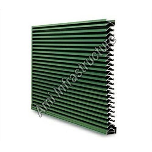 Color Coated Louvers