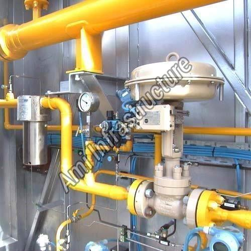 Industrial Piping Design Service