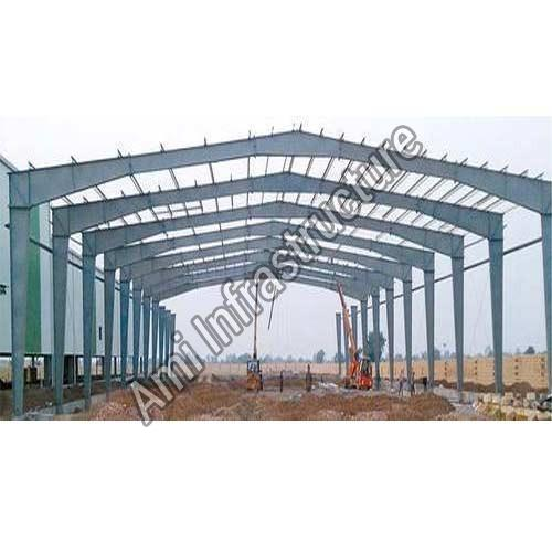 PEB Steel Structure Shed