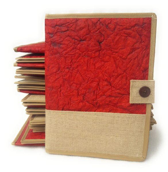 Red File Folders