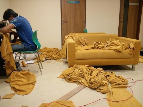 Sofa Set Repairing Service