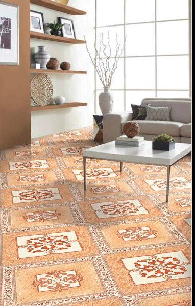 Ivory Matte Series Floor Tiles