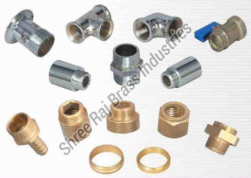 Brass Sanitary Pipe Fittings