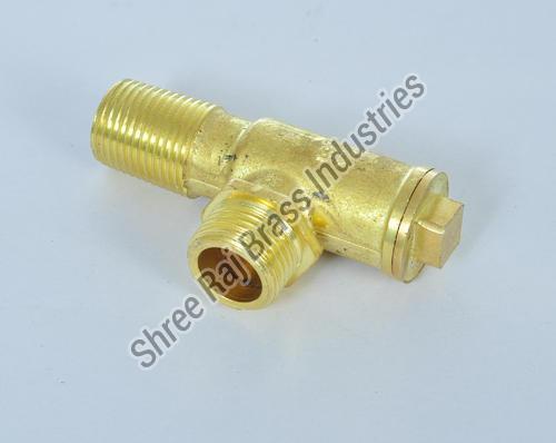 15mm Brass Ferrule Cock