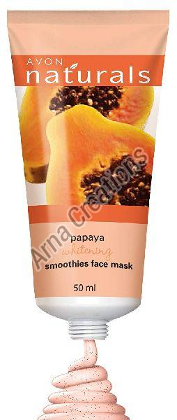 Avon Naturals Papaya Smoothies Face Mask
