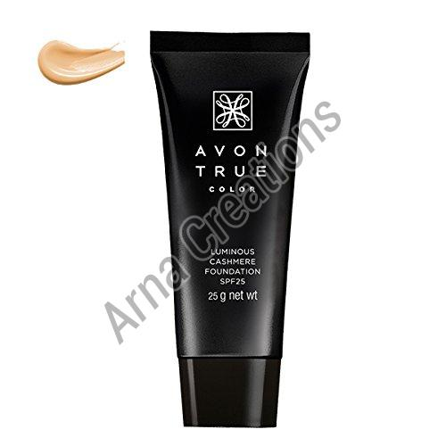 Avon True Color Ideal Luminous Cashmere Advanced Foundation