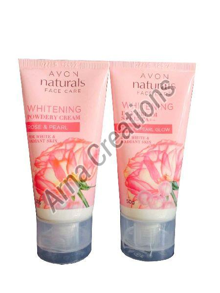 Avon Whitening Rose & Pearl Day and Night Cream