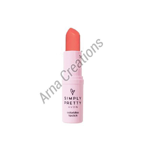Coral Avon Simply Pretty Colorbliss Matte Lipstick