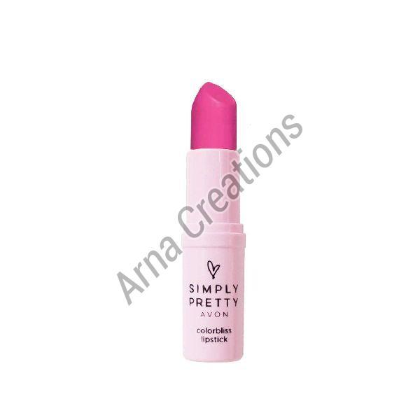 Dark Pink Avon Simply Pretty Colorbliss Matte Lipstick