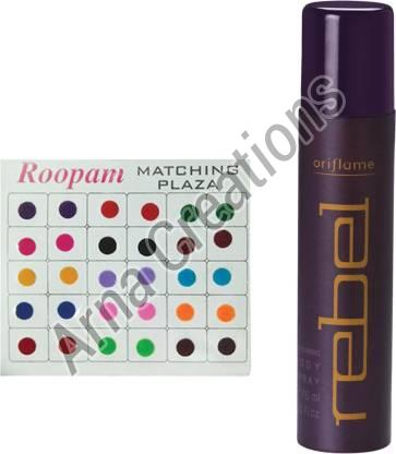 Oriflame Sweden Bindi with Rebel Body Spray Combo
