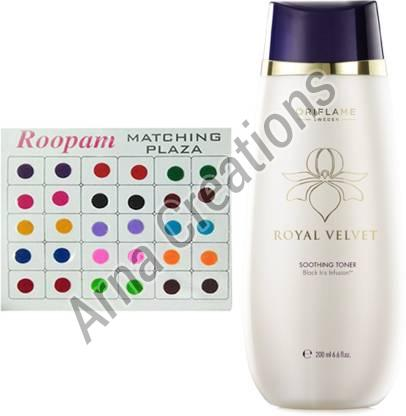Oriflame Sweden Bindi with Royal Velvet Soothing Toner Combo