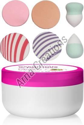 Oriflame Sweden Essentials Fairness Face Cream with Puff Sponge Combo